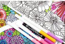 Colorear/Coloring