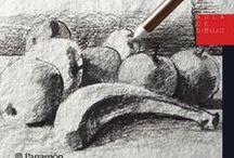 Dibujo, técnicas de color y pintura / Drawing