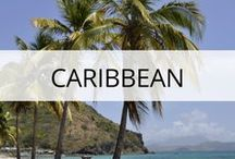Caribbean Travel / Caribbean travel tales, guides, tips and photos featuring top sights, attractions, views, food and how to save money on your trip. More at https://thetravelbunny.com/caribbean