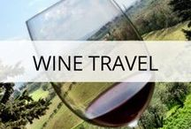 Wine Travel / Wine travel - travel guides, tips, photography and wine travel inspiration from wine regions around the world. Read more at https://thetravelbunny.com/