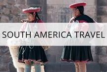 South America Travel / Travel guides and tips for your trip to South America including sightseeing, travel guides and tips, photography and how to save money on your trip. More at https://thetravelbunny.com/