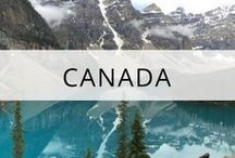 Canada Travel / Canada travel tips, travel guides and inspiration. More at https://thetravelbunny.com/