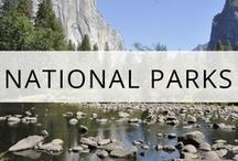National Parks / National Parks and State Parks around the world with tips and guides for visiting. Read more at https://thetravelbunny.com/