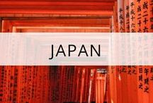 Japan / Japan travel inspiration, travel guides and tips