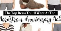 2017 Nordstrom Anniversary Sale / The best picks and all of the information you need to know about shopping the 2017 Nordstrom Anniversary Sale!