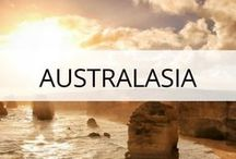 Australasia Travel / Travel guides, tips, tales and photos from Australia, New Zealand, Fiji and the islands of Kiribati, Marshall Islands, Micronesia, Nauru, Palau, Papua New Guinea, Samoa, Solomon Islands, Tonga, Tuvalu and Vanuatu featuring top sights, attractions, views and money-saving tips.  Read more at https://thetravelbunny.com