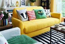 home [ living room ]