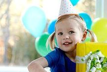 Birthday Party Inspiration / Birthdays are special at any age! Host an unforgettable get-together with DIY party decorations and inexpensive activities.
