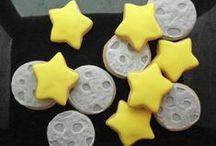 Cookies: Iced / Decorated Sugar Cookies / by 18 on Main
