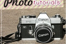 Photo Tutorials - Help - Favs / Instructions and such / by Donna Gilbert