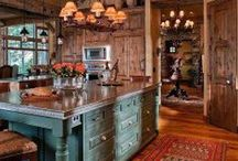 Kitchens I Dream About