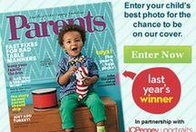 Contests, Deals, & Discounts / Win prizes, save money, and see YOUR son or daughter on the cover of Parents magazine by entering our photo contest! Get the scoop on all of our best offers and exciting programs.