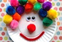 circus theme-preschool / by Cari Shalla