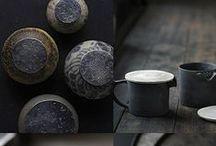 Ceramics / ceramics   keramiek   aardewerk   kop & schotel   beker & kan