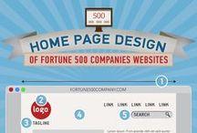 WEB Design - Infographic