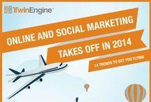 Social Media - Infographics