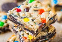 Dessert Bar Recipes / Dessert bars are easy, and simple recipes that are my fav to make! / by Katie George
