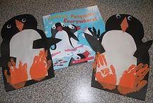 Arctic theme-preschool / by Cari Shalla