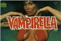 i love Vampirella