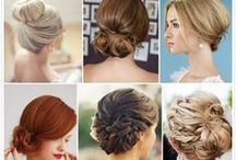 Hair Styles / Wedding Styles - Our Brides and their Hairstyles.