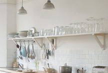 New kitchen / by Tamsin Armstrong