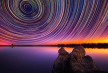 Nighttime Show / The Milky Way, star trails, auroras - somethings are better in the dark ;-)