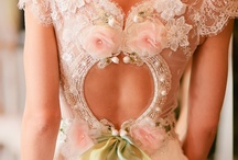 ~ Bridal Wedding Gown ~ / by Kimberly Lay