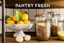 The Fresh 20 Pantry / Our favorite staples for simple, weeknight cooking