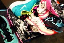 Sneakers > Stilettos / Some of our fan favorites! Be sure to rate your favorite shoes at www.ladyfootlocker.com / by Lady Foot Locker (Official)