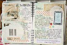 Art Education - Sketchbooks / by Sydney Girardi