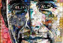 Art Education -  Mixed Media / by Sydney Girardi
