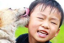Family Pets / Dogs, cats, birds, fish, and other exotic critters can mean so much to your family, it's like having another child! Learn about how to keep your pets healthy, how to establish pet chores for you kids, pick a cute name, and more.