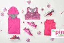 The Pink Collection / Show your feminine side with some pink Lady Foot Locker product from our Pink Collection.  http://bit.ly/19WMq6F / by Lady Foot Locker (Official)