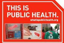 public health & grad school / by Lindsay M