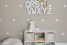 Blogger Home and Nursery Inspiration / Design your kid's bedroom or baby's nursery in one of these beautiful — but totally doable — designs from our blogger pals.