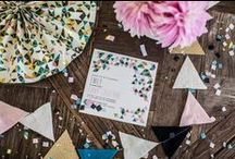 Blogger Baby Shower Ideas / Host a beautiful baby shower with these unique ideas from bloggers.