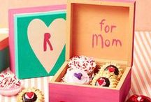 Kid-Friendly Mother's Day Inspiration / Cheers, Mom! From homemade gifts to activities you can enjoy as a family, we have your game plan to make any mother feel like one of a kind this holiday.
