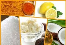 Healthy Natural Skin / Taking care of our skin naturally.
