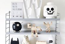 N U R S E R Y / Nursery decor inspiration and products   children's rooms   kids bedroom and playroom ideas