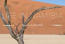 Life in Namibia / Journal of a City Girl blogs: advice, tips and inspirations for living and travelling in Namibia