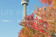 Life in Canada / Journal of a City Girl blogs: advice, tips and inspirations for living and travelling around Canada