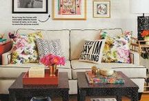 pretty home / Eclectic, funky, urban, modern, retro vibes!!  / by Kim Grover