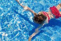 Pool / Keep summer fun by protecting your home and family and reducing risks that lead to accidents. #poolalarms #pool