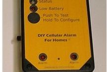 Cellular Alarms / Fixed cellular terminals provide a dial tone to autodialers, standard telephones, and certain other devices. A cellular terminal is a box with an antenna that gives you instant cellular connectivity so you can hook up any device that works through a phone line and requires a dial tone, including regular telephone handsets, security systems and freeze alarms.