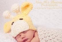 Crochet - Little TopKnots / by Lynette Snyder