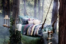 Dreamy outdoor bedrooms / by Gerda Eglāja