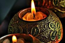 Candles Lanterns / by Marleen Boersma
