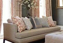 Living & Family Rooms / by Jennifer Puglise
