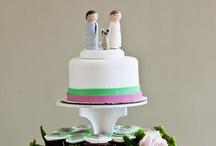 Wedding   |  Cakes + Dessert / Scrumptious Wedding Cakes