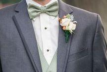 Wedding   |  Groom's Attire / Groom's Attire Ideas